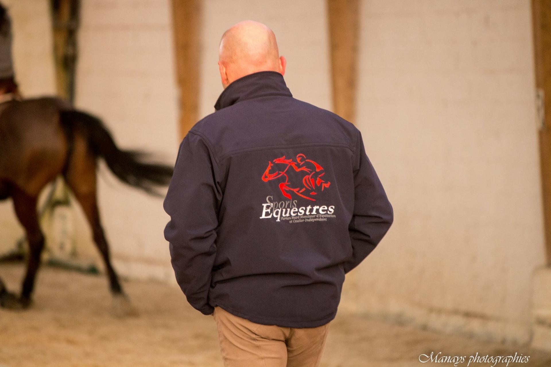 Moniteur d'équitation indépendant à domicile